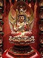 Akasagarbha at Buddha Tooth Relic Temple and Museum.JPG