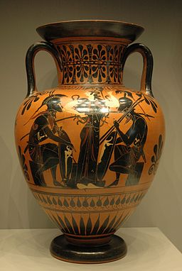Akhilleus Aias Getty Villa 86.AE.81 full