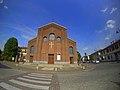 Albairate - Chiesa parrocchiale di San Giorgio Martire - panoramio (7).jpg