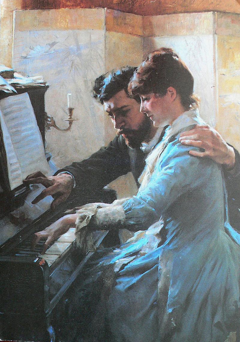 Альберт Эдельфельт - Игра на фортепиано.jpg