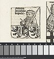 Albrecht van Babenberg Albertus comes babebergensis (titel op object) Liber Chronicarum (serietitel), RP-P-2016-49-55-7.jpg