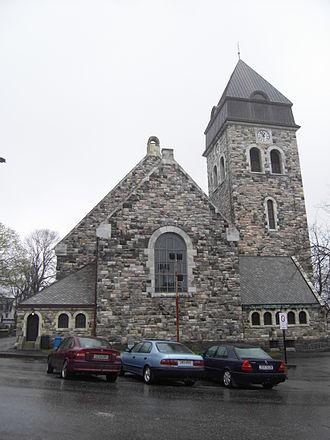 Ålesund - Ålesund Church