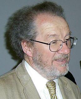 Alex Wilkie Mathematician, model theorist