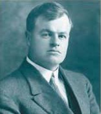 Alexander Livingstone (Alberta politician) - Image: Alexander Livingstone