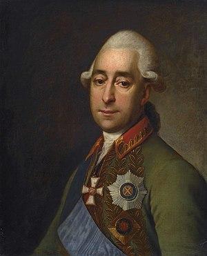 Alexander Prozorovsky - Field Marshal Alexander A. Prozorovsky