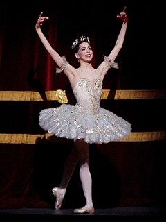 Alexandra Ansanelli American ballet dancer