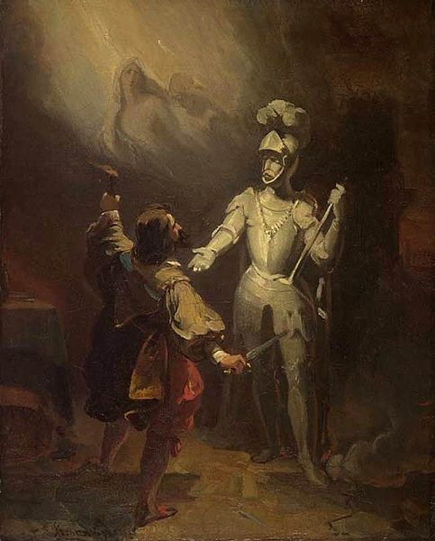 File:Alexandre-Évariste Fragonard - Don Juan and the Statute of the Commander - WGA8046.jpg