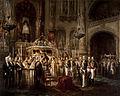 Alfonso XII contemplando en la Capilla real el cuerpo incorrupto de San Fernando.jpg