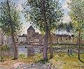 Alfred Sisley - Les peupliers à Moret-sur-Loing, après midi d'août.jpg