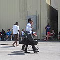 Algiers RiverFest 2012 Reinforcements Arriving.JPG