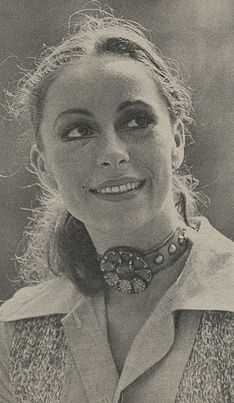 Alicia Bruzzo - Alicia Bruzzo in 1972