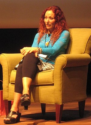 Aline Kominsky-Crumb - Aline Kominsky-Crumb at comics conference at the University of Chicago in 2012