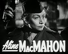 Aline MacMahon a The Search (1948)