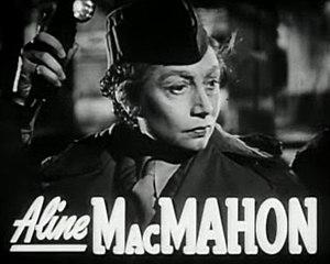 Aline MacMahon