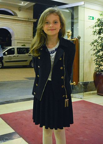 Russia in the Junior Eurovision Song Contest - Image: Alisa Kozhikina at JESC 2014
