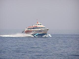 Italian shipping company