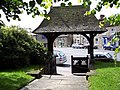 All Saints Church, Helmsley - Lych Gate - geograph.org.uk - 516858.jpg