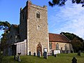 All Saints Church, Little Bealings - geograph.org.uk - 1025989.jpg