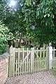 All Saints Churchyard entrance, Lilbourne - geograph.org.uk - 1594361.jpg