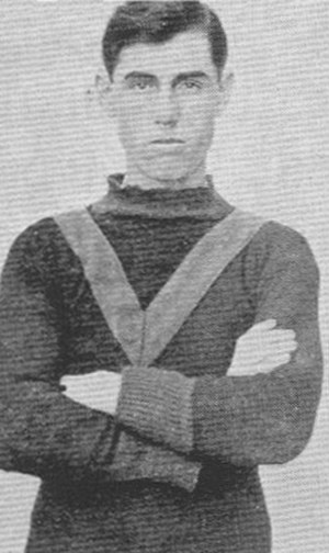 Allan Evans (Australian sportsman) - Image: Allan Evans