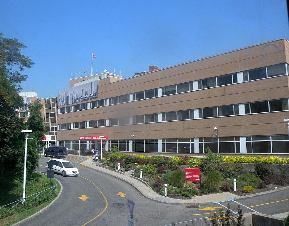 Allen Hospital NY-P 220 St from IRT jeh