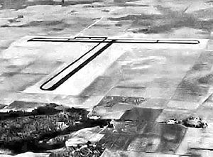 Alliance Auxiliary Field - 23 July 1943