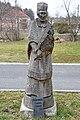 Alsószölnök, Nepomuki Szent János-szobor 2021 02.jpg