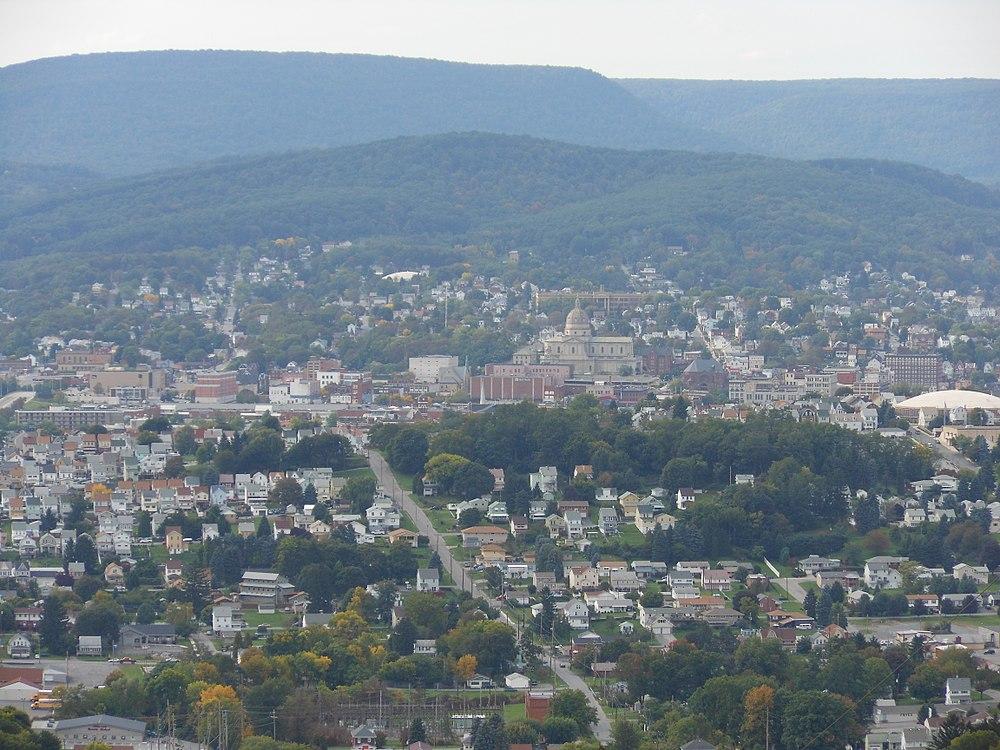 The population density of Altoona in Pennsylvania is 1952.8 people per square kilometer (5058.53 / sq mi)
