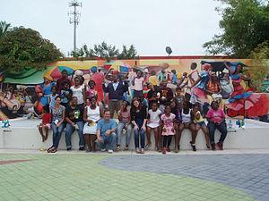 Carlos Alvarado-Larroucau - Alvarado-Larroucau and students, Miami.