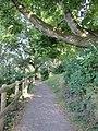 Am Steilufer zur Werra - Schlosspark in Eschwege - panoramio.jpg