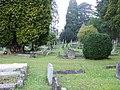 Amberley Graveyard - geograph.org.uk - 1525353.jpg