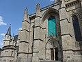Ambert, Puy-de-Dôme, France.Eglise St Jean + orgues + trompette pascale. 04.jpg