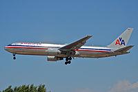 N349AN - B763 - American Airlines