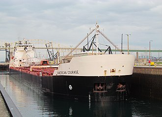 MV American Courage - Image: American Courage (10601882664)
