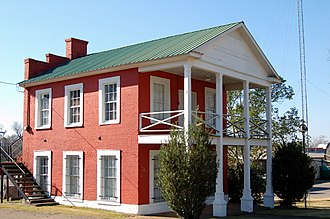 National Register of Historic Places listings in Amite County, Mississippi - Image: Amite Female Seminary
