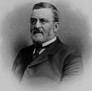 Alanson B. Houghton - Amory Houghton Jr. (1837–1909), his father