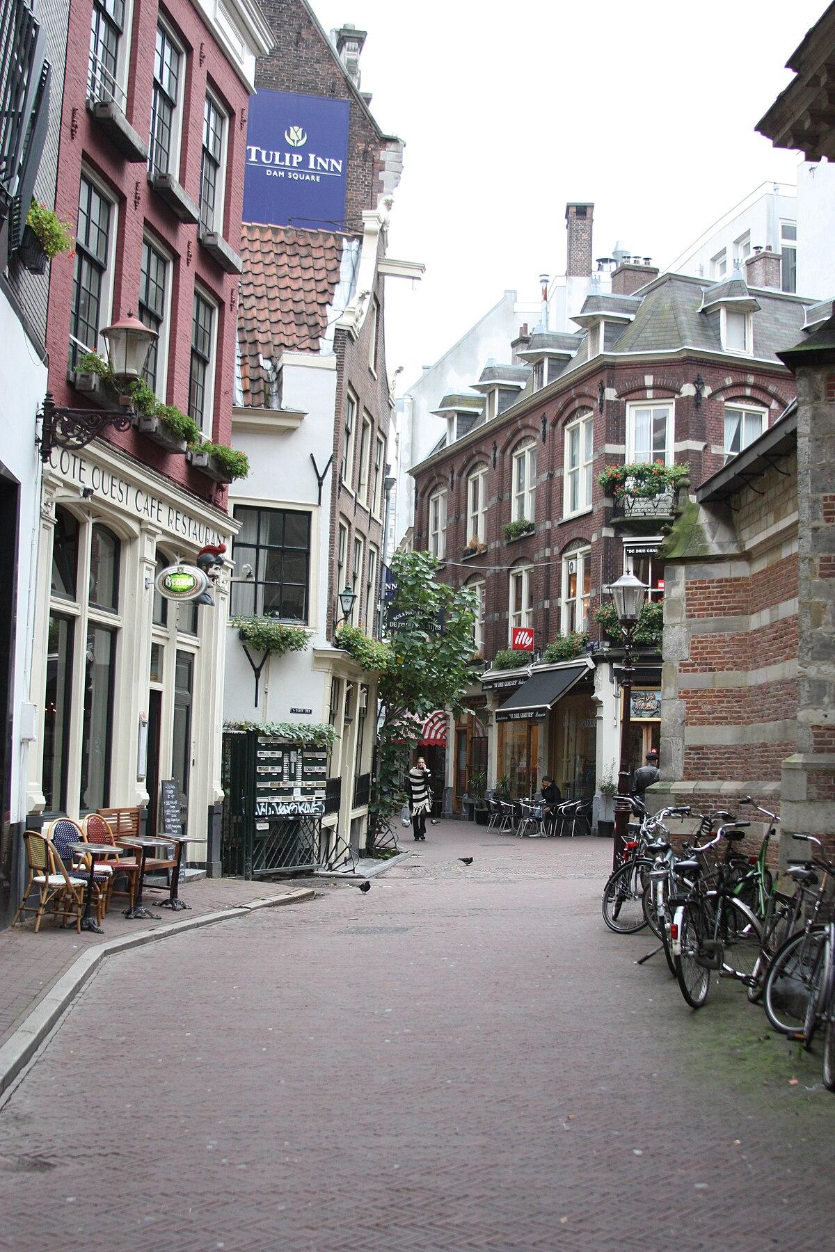Gravenstraat Amsterdam Wikipedia