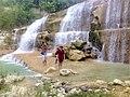 An Unnamed Waterfalls in Cebu, Philippines.jpg