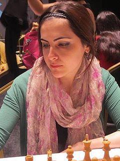 Ana Matnadze Georgian-Spanish chess player