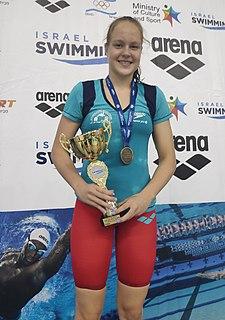 Anastasia Gorbenko Israeli swimmer