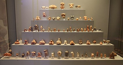 Ancient Greece Neolithic Clay Figurines from Thessaly, 6500-5300 BC.jpg