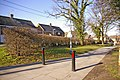 Ancient Hedge with Modern Footpath, Worlds End Lane, London N21 - geograph.org.uk - 696973.jpg