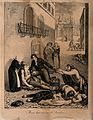 André Mazet tending people suffering from yellow fever in th Wellcome V0010539.jpg