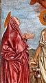 Andrea del castagno, trinità e san girolamo tra le ss. paola ed eustochia, 1453-54 ca. 03.jpg