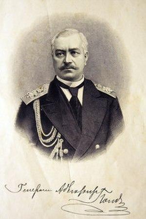 Australia and the American Civil War - Russian Admiral Andrey Popov