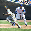 Andrew McCutchen and Anthony Rizzo 2012.jpg