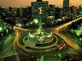 Miguel Hidalgo y Costilla - Image: Angel de la Independencia Mexico City