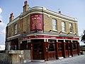 Angel pub. 101, Bermondsey Wall East, Rotherhithe, London, SE16 - geograph.org.uk - 1537858.jpg