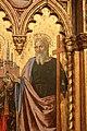 Angelo e bartolomeo degli erri, polittico dell'ospedale della morte, 1462-66, 09 andrea.jpg