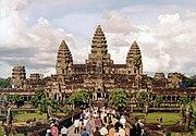 Angkor Wat 2001